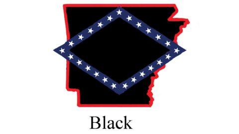 Arkansas Carports Color-Black