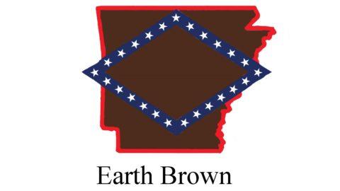 Arkansas Carports Color-Earth Brown