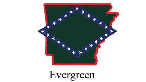 Arkansas Carports Color-Evergreen