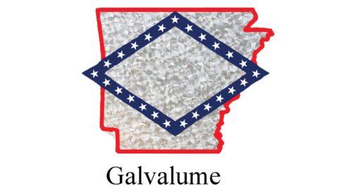 Arkansas Carports Color-Galvalume