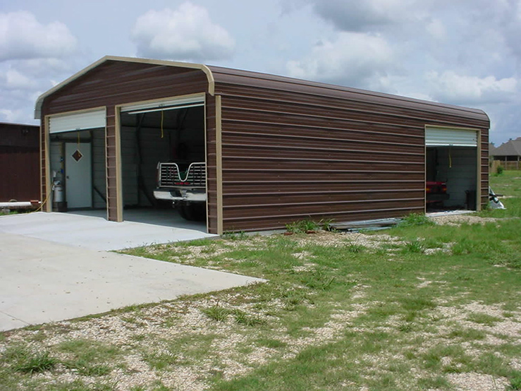 Arkansas Carports - Garage