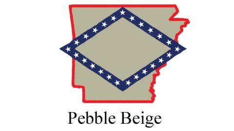 Arkansas Carports Color-Pebble Beige