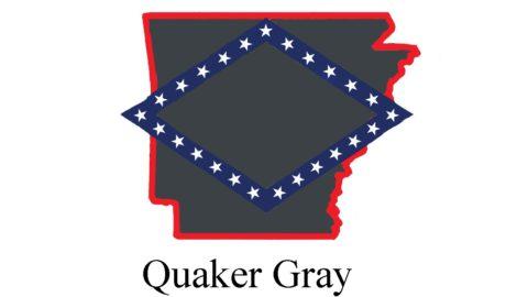 Arkansas Carports Color-Quaker Gray